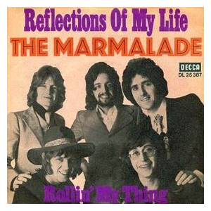 The Marmalade: Reflections Of My Life - Cover