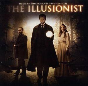 Philip Glass: Illusionist, The - Cover