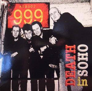 Cover - 999: Death In Soho