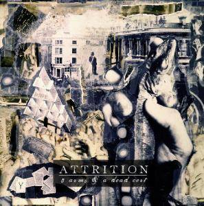 Cover - Attrition: 3 Arms & A Dead Cert