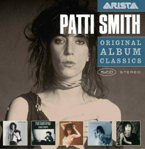 Patti Smith: Original Album Classics (5-CD) - Bild 1