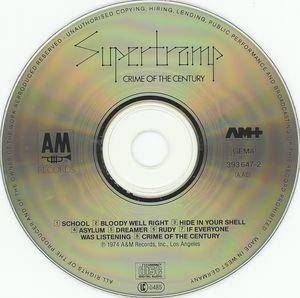 Supertramp: Crime Of The Century (CD) - Bild 3