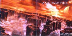 Axel Rudi Pell: The Ballads III (CD) - Bild 3