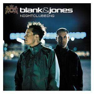 Blank & Jones: Nightclubbing - Cover