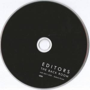 Editors: The Back Room (CD) - Bild 3