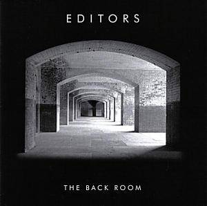 Editors: The Back Room (CD) - Bild 1