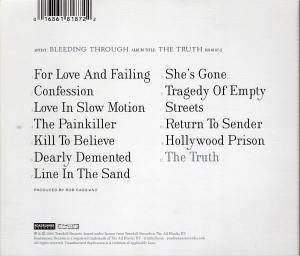 Bleeding Through: The Truth (CD) - Bild 2