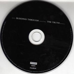 Bleeding Through: The Truth (CD) - Bild 3