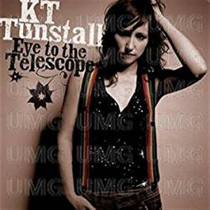 Cover - KT Tunstall: Eye To The Telescope