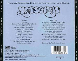 Yes: Yessongs (2-CD) - Bild 2