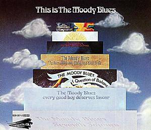 The Moody Blues: This Is The Moody Blues - Cover