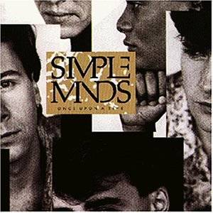 Cover - Simple Minds: Once Upon A Time