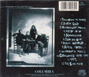 Soul Asylum: Grave Dancers Union (CD) - Bild 3