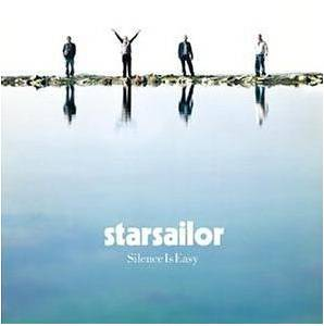Cover - Starsailor: Silence Is Easy