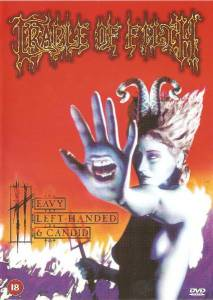 Cradle Of Filth: Heavy Left-Handed & Candid (DVD) - Bild 1