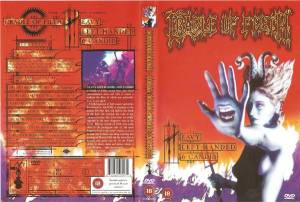 Cradle Of Filth: Heavy Left-Handed & Candid (DVD) - Bild 2