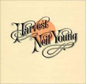 Cover - Neil Young: Harvest