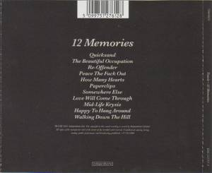 Travis: 12 Memories (CD) - Bild 2