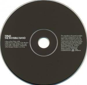 Travis: The Invisible Band (CD) - Bild 3