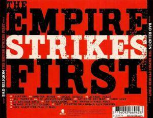 Bad Religion: The Empire Strikes First (CD) - Bild 2