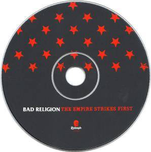 Bad Religion: The Empire Strikes First (CD) - Bild 5