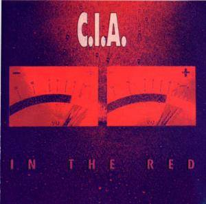 C.I.A.: In The Red - Cover