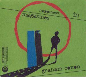 Cover - Graham Coxon: Happiness In Magazines