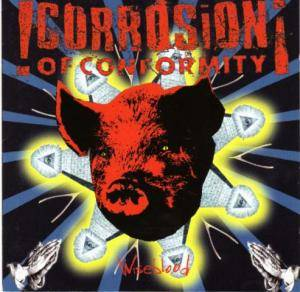 Cover - Corrosion Of Conformity: Wiseblood