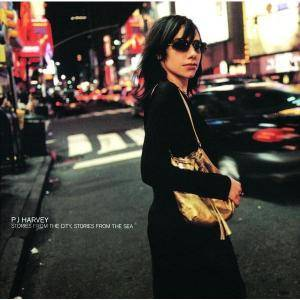 PJ Harvey: Stories From The City, Stories From The Sea - Cover