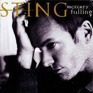 Sting: Mercury Falling - Cover