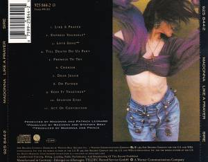 Madonna: Like A Prayer (CD) - Bild 2
