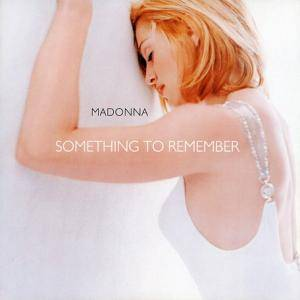Madonna: Something To Remember - Cover