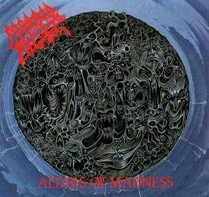 Morbid Angel: Altars Of Madness - Cover