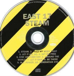 East 17: Steam (CD) - Bild 4