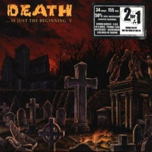 Death ...Is Just The Beginning V - Cover