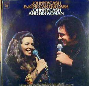 Cover - Johnny Cash & June Carter Cash: Johnny Cash And His Woman