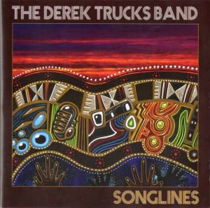 Cover - Derek Trucks Band, The: Songlines