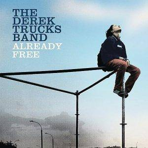 Cover - Derek Trucks Band, The: Already Free
