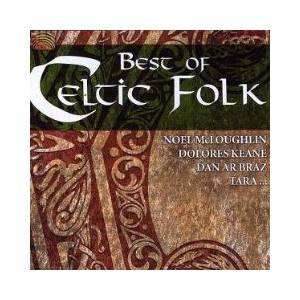 Best Of Celtic Folk - Cover