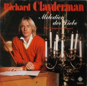 Cover - Richard Clayderman: Melodien Der Liebe