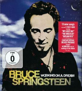 Bruce Springsteen: Working On A Dream - Cover
