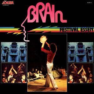 Brain - Festival Essen - Cover