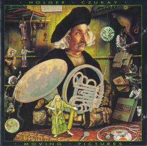 Cover - Holger Czukay: Moving Pictures