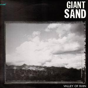 Giant Sand: Valley Of Rain - Cover