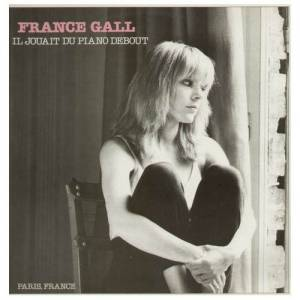 Cover - France Gall: Paris, France