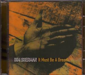 Cover - Bim Sherman: It Must Be A Dream