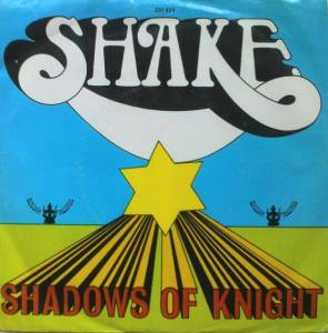 Cover - Shadows Of Knight, The: Shake