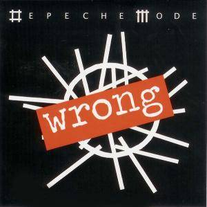 Depeche Mode: Wrong - Cover