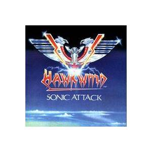 Hawkwind: Sonic Attack - Cover