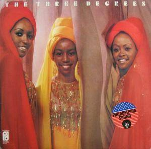The Three Degrees: Three Degrees, The - Cover
